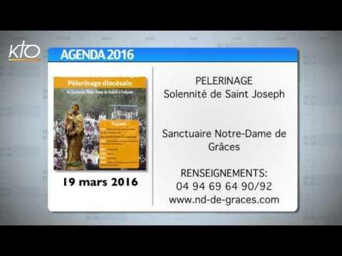 Agenda du 7 mars 2016