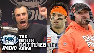Doug Gottlieb - Cleveland Browns Are Exactly Who We Thought They Were
