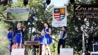 Cimbalová Hudba Primáš   Cigánske (Deň Obce Šuňava)