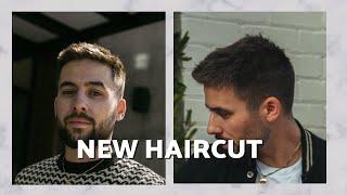 New Crop Haircut   My New Short Haircut For 2020
