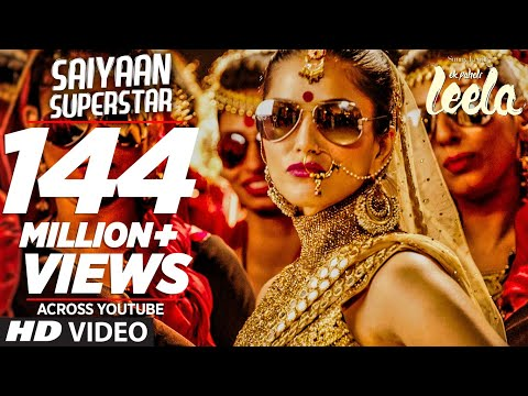 Download 'Saiyaan Superstar' VIDEO Song | Sunny Leone | Tulsi Kumar | Ek Paheli Leela HD Mp4 3GP Video and MP3