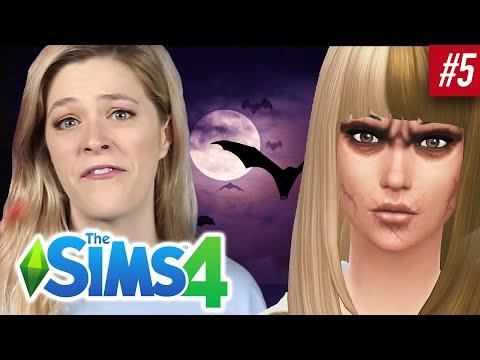 Single Girl's Vampire Twins Seek Revenge In The Sims 4 | Part 5