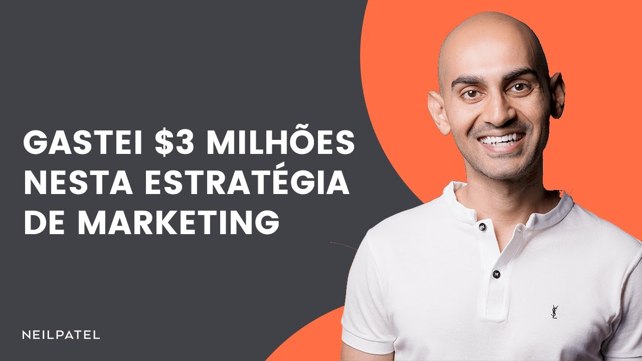 Gastei $3 Milhões Nesta Estratégia de Marketing – Veja o Que Eu Aprendi