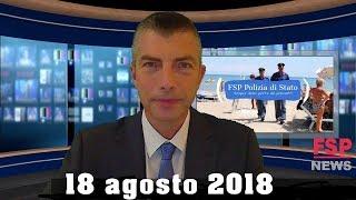 FSP News del 18 agosto 2018