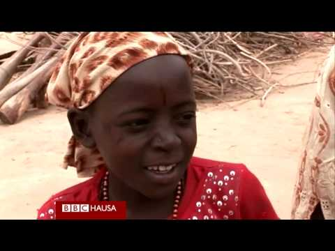 BBC Hausa: Children's life in Niger   Hausa Online