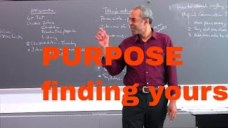 HOW TO FIND YOUR TRUE PURPOSE, QUICKLY with Games and Social Media