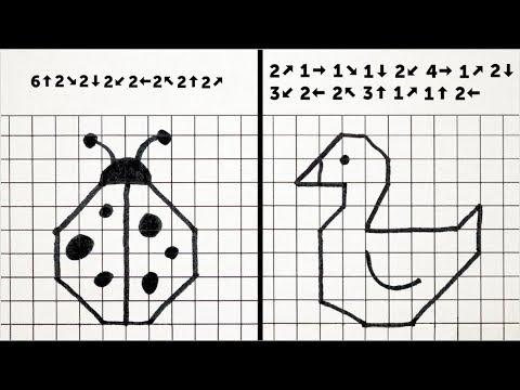 23 dessins simples pour enfants