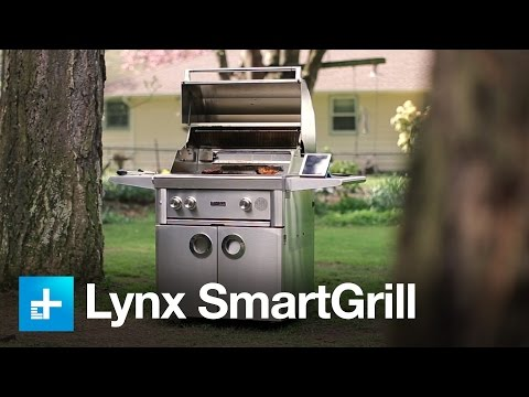 Lynx SmartGrill - Hands on review