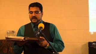 Book of Revelation Series: Chapter 11:1-19 Jerusalem and Two Witnesses by TG Khan (Urdu)