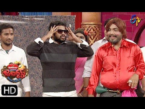 Hyper Aadi, Raising Raju Performance | Jabardasth  | 28th  February 2019 | ETV Telugu