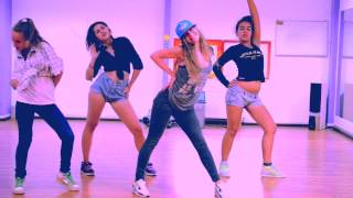 Like this - dancehall choreography by Tanusha