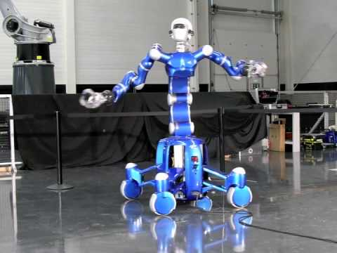 Ball-Catching Robot Will Someday Play Baseball Better Than You