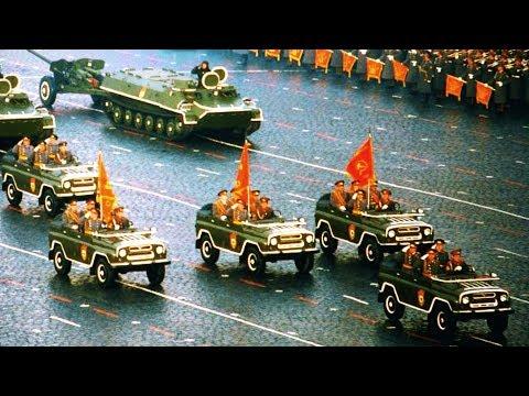 Парадные и повседневные: легковые автомобили Советской Армии [ АВТО СССР #27 ]