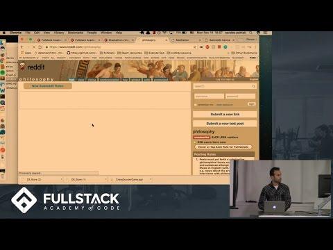 Reddit Karma Calculator | Fullstack Academy
