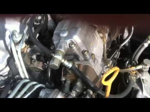 Фото к видео: Регулировка угола впрыска AUDI A6 2,5 AEL