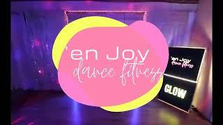 GLOWfit cooldown stretch with 'en Joy dance fitness Hampshire & online