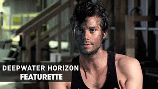 """Deepwater Horizon - Officielle Featurette """"Gina Rodriguez and Dylan O'Brien"""" (Vo)"""