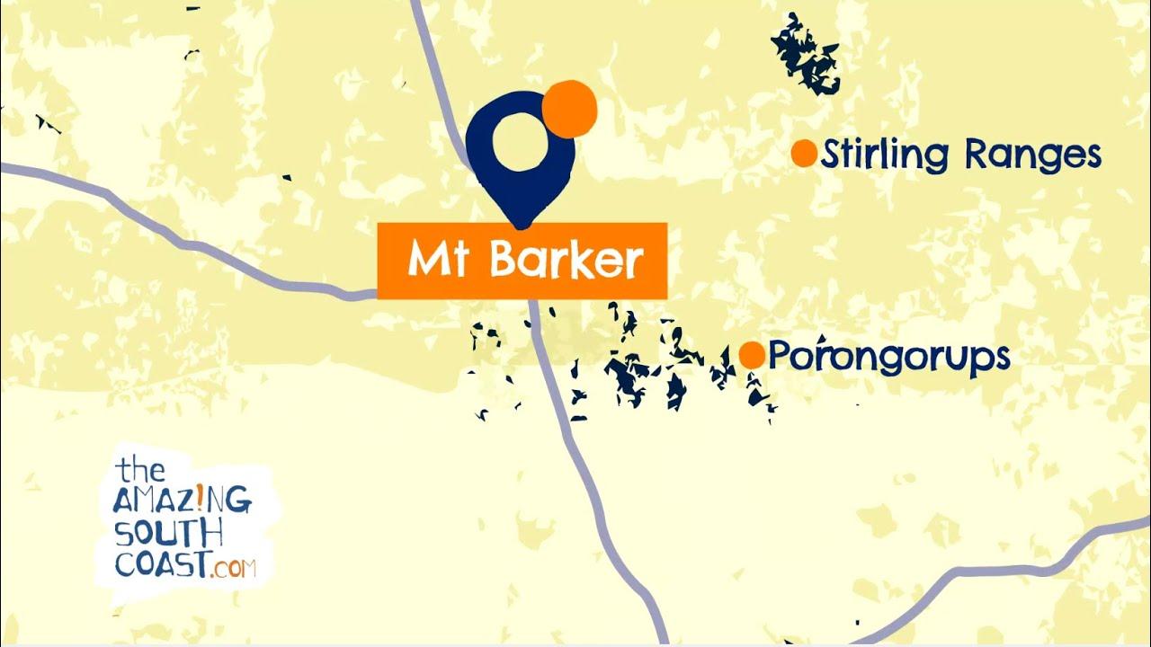 The Amazing South Coast – Mount Barker