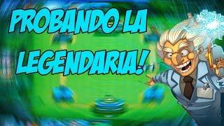 ¡ PROBANDO LA LEGENDARIA MADDOK EN JUNGLE CLASH ! - Español Jungle Clash GaryOak HD