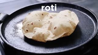 Roti / Kacha Atta Roti