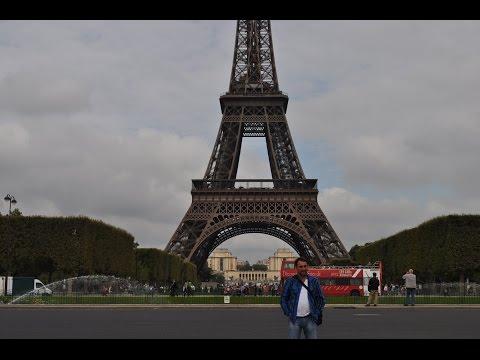 Париж - познавательная экскурсия с французским гидом на русском языке