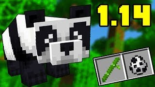 PANDA, IMPALCATURE E BAMBOO - Minecraft ITA - Bedrock Edition: Beta 1.8.0.8