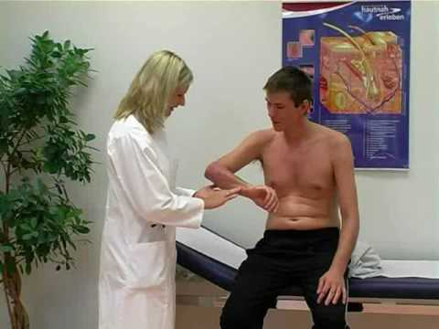 Die Creme für die Haut bei atopitscheskom die Hautentzündung