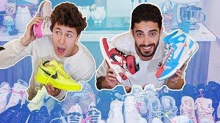 JuanPa Zurita La colección COMPLETA de OFF-WHITE by Nike Sneakers