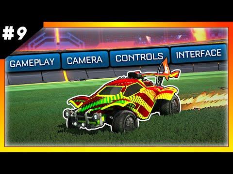 Best Rocket League Settings and My Car Colors | 2's Until I Lose Ep. 9 | Rocket League