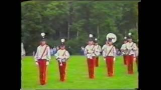 ViJoS Showband concours Nieuwdijk 1991