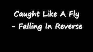 Caught Like A Fly - Falling In Reverse w lyrics