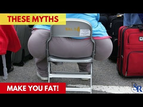 🍽️ These Top 5 Weight Loss Myths Are Making You Fat