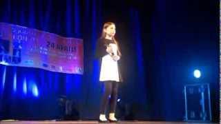 """Camilla canta """" Meraviglioso Amore Mio"""" di Arisa"""