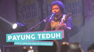 [HD] Payung Teduh - Resah  (Live At JakCloth Goes To Yogyakarta, Mei 2017)