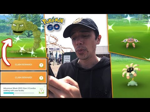 BEST EVENT OF THE YEAR?! NEW SHINY POKÉMON, RESEARCH, RAIDS, AND EGGS!