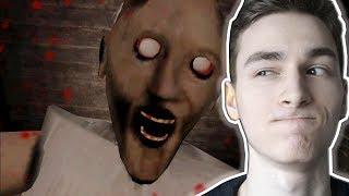 ОНА ВСЕ СЛЫШИТ|GRANNY Horror Mobile Game (Моменты со стрима TheBrianMaps)