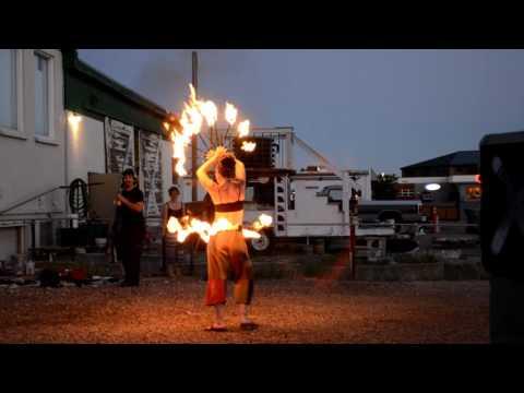 My Rode Reel 2017 - Fractal Fire BTS