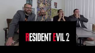Reaction: Resident Evil 2 Remake (E3 2018 Sony Press Conference)