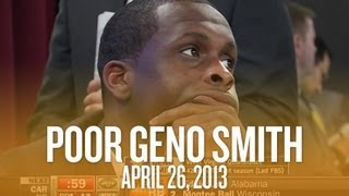 The Daily WIn: the lonesome ballad of Geno Smith thumbnail