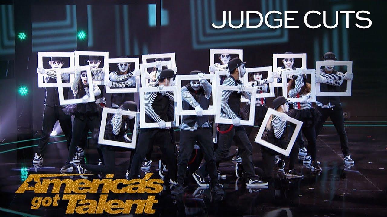 Academy of Villains: Hip Hop Dance Crew Gives It Their All On AGT - America's Got Talent 2018 thumbnail