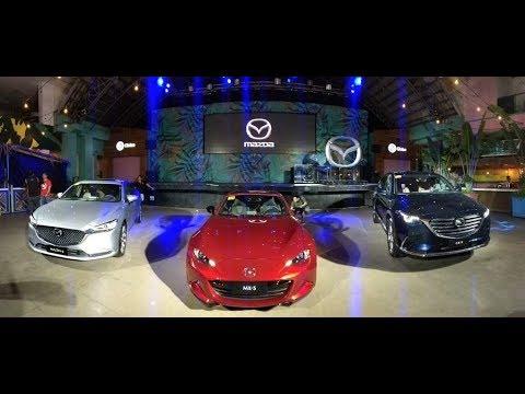 The 2019 Mazda 6, Mazda MX 5, and Mazda CX 9 Preview