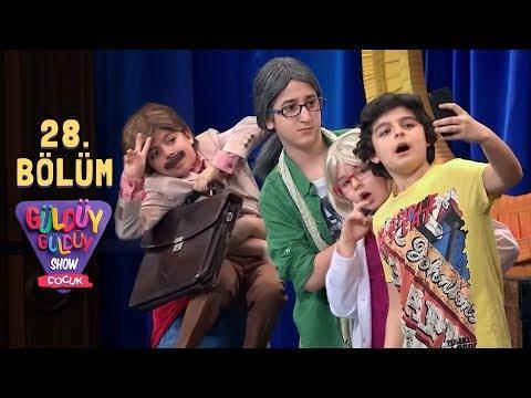 Güldüy Güldüy Show Çocuk 28. Bölüm Full HD Tek Parça