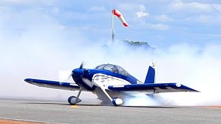 RV-7 Aerobatic Airplane - Aerobatics Flight - Vans Aircraft Aerobatics Video