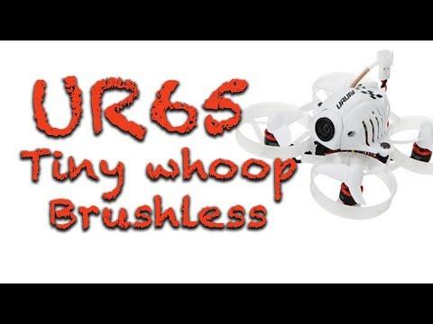 Tiny Whoop BRUSHLESS! Uruav UR65