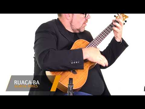 OrtegaGuitars_RUACA-BA_ProductVideo