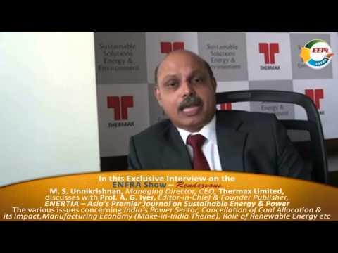 Thermax Ltd - Company Overview | Jobbuzz