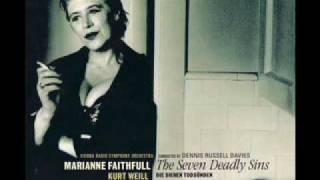 Marianne Faithfull - Pirate Jenny