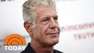 Anthony Bourdain's Mother Speaks Out About His Tragic Death   TODAY