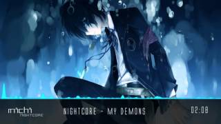 Starset - My Demons (Nightcore)