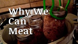 3 Reasons To Start Canning Meat